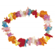 flowered garland